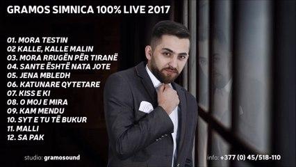 Gramos Simnica Mora Testin Live 2017