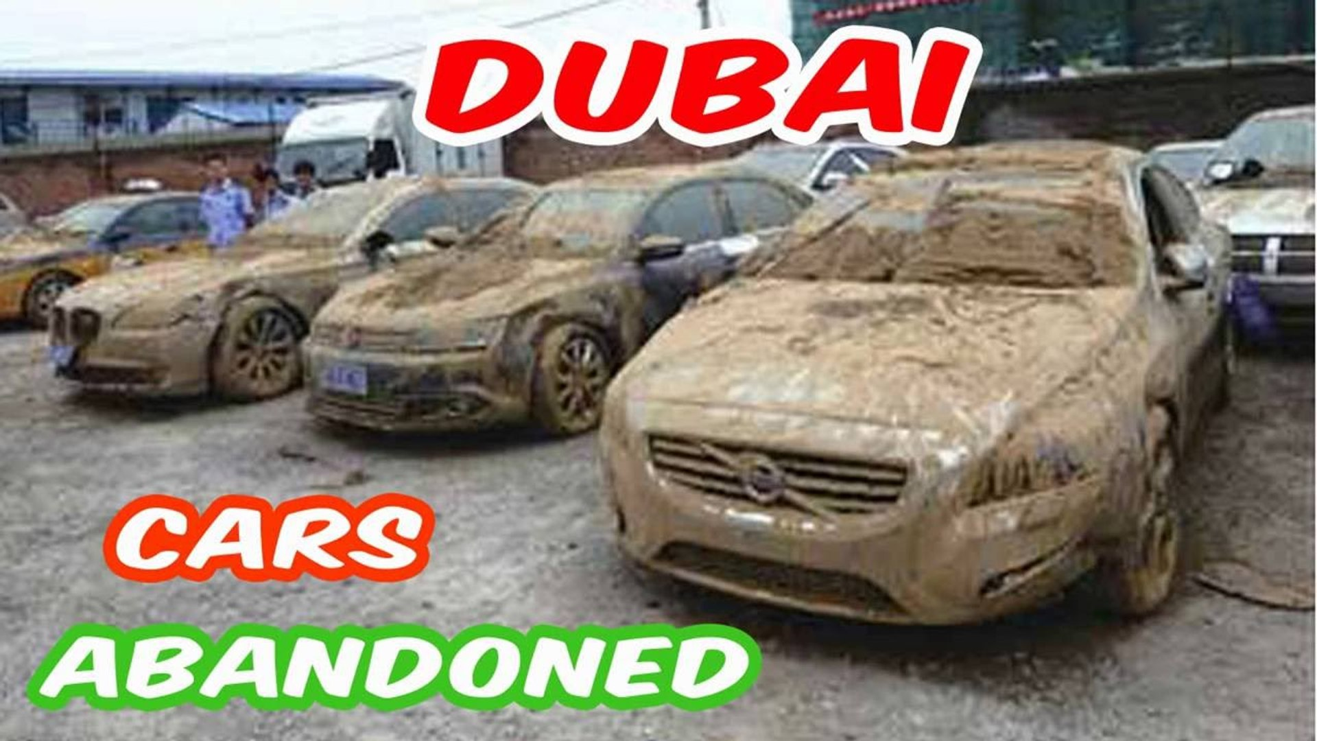 Latest Dubai S Abandoned Cars Forgotten Deserted Expensive Airport Buy Exotic Auction Video Dailymotion