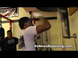 ABNER MARES VS. JHONNY GONZALEZ mares and jhonny talk about fight - EsNews Boxing