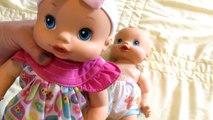 Bebé vivo moja Norte meneos chico y chica gemelos y Americano chica muñeca ropa