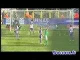 toulouse 0-1 ASSE : but de Gomis