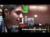 Julio Cesar chavez sr training chavez jr will it be the answer -- EsNews Boxing