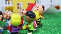 Et marron chien géant maison film cacahuètes le le le le la jouets Surprise ❤ snoopy charlie playsets