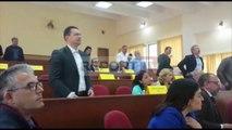 Report TV - Shkarkohet kryetari qarkut Vlorë njeriu i Kokëdhimës, LSI s'voton