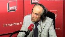 """Robert Badinter sur Simone Veil : """"J'aurais souhaité par-dessus tout qu'elle reçoive le prix Nobel de la paix."""""""
