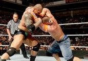 John Cena vs. Batista (Last Man Standing Match for the WWE Championship) - Batista vs John Cena WWE Championship WWE Extreme Rules 2010 - WWE
