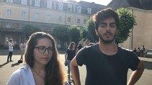 Découverte des résultats du Bac au lycée Montesquieu du Mans