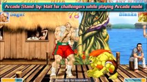 Ultra Street Fighter II The Final Challengers Wii