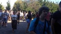 Drôme / Valence : les lycéens découvrent les résultats du bac au lycée Algoud-Laffemas
