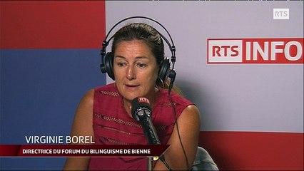 L'invité de la rédaction - Virginie Borel