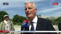 Michel Barnier :«Elle aurait été forte et volontariste pour que l'Europe reparte»