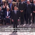 """L'hommage de Jean Veil à sa mère : """"Je te pardonne d'avoir renversé sur ma tête l'eau de la carafe"""""""