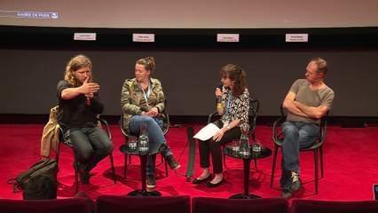 "Table ronde ""L'acteur virtuel : quelle performance pour les interprètes ?"""