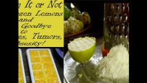 Frozen Lemons Remedy Diabetic Neuropathy In Feet - Not A Joke! Use Frozen Lemons
