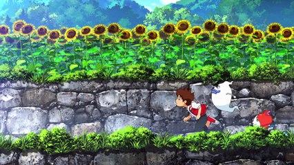 Yo-Kai Watch, le film - Bande Annonce [VF]