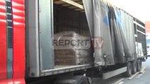 Report TV - Durrës, droga drejt Italisë, pranga 18 policëve e doganierëve të Portit