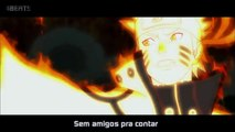 Re 2033 Rap do Naruto, Sasuke e Gaara (Naruto) | 4Beats Tributo 02