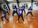 Bayonne : les petites danseuses de hip-hop préparent le championnat du monde