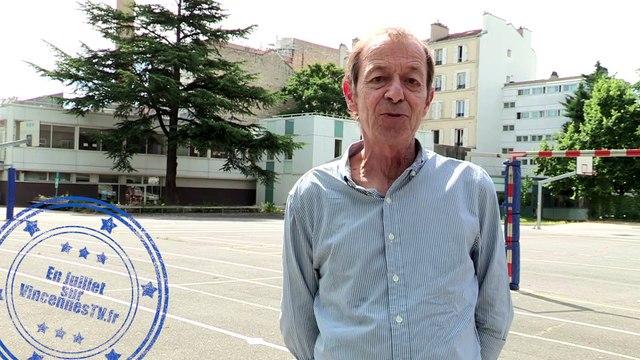 Yves STRAUSS invité d'honneur en juillet sur VincennesTV.fr