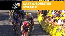 Flamme rouge - Étape 5 / Stage 5 - Tour de France 2017