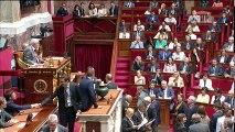 Ouverture de la XVe législature