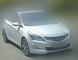 NEW 2018 Hyundai solaris. NEW generations. Will be made in 2018.