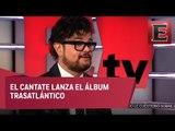 Aleks Syntek ofrece tributo a la música española de los 80