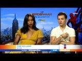 ¡No va a ser fácil superar a los otros!: Spiderman  | Imagen Noticias con Francisco Zea