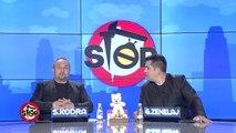 """Stop - Pallati shpallet i pabanueshëm nga """"emergjencat"""", bashkia nuk ndërhyn! (21 prill 2017)"""