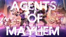 AGENTS OF MAYHEM - Magnum Sized Action - Volition (Saints Row Spin-Off)