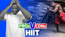 The Pros And Cons Of HIIT | Pros Vs Cons