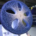 This 3-D printed tire has no air and could outlast the car itself [Mic Archives]