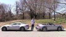 Avantage contre Aston martin v8 audi r8 porsche 911 turbo