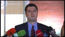 Ora News - Basha s' tërhiqet para negociatave: Qeveri teknike pa Ramën kryeministër