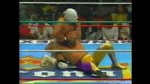 Bestia Salvaje/Dr Wagner Jr/Satanico vs Shocker/Mascara Magica/La Fiera (CMLL August 23rd, 1997)