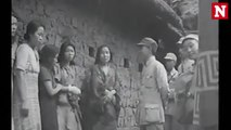 Comfort women: Rare footage of Korean victims of Japan's sex slavery during WW2 unveiled