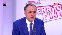 """Didier Guillaume : """"La taxe carbone pour Hulot, la taxe poids lourds pour la ministre des Transports. A un moment ça va faire beaucoup"""""""