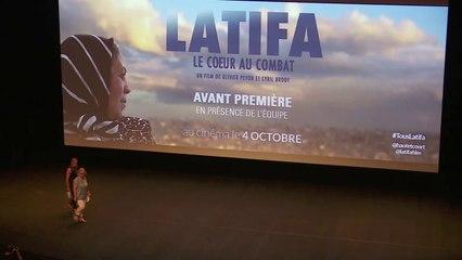 Avant-première mondiale de Latifa, le coeur au combat - FIFLR
