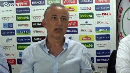 Çaykur Rizespor Kulübü, şike iddiasıyla suç duyurusunda bulunacak