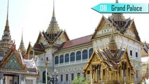 Bangkok Tourism   10 Amazing Tourist attractions in Bangkok   Must-see Attractions