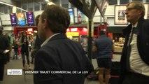 BOrdeaux métropole - Spécial LGV - l'arrivée de la LGV à Bordeaux