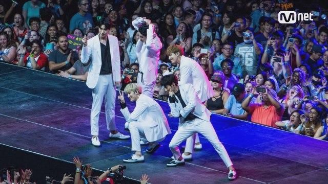 KCON 2017 NY×M COUNTDOWN |크나큰 (KNK)  _ 해.달.별 (Sun, Moon, Star)