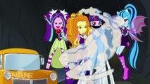 Équestrie drôle filles petit amour mon poney réal effrayant histoire se transforme avec Mlp animation l
