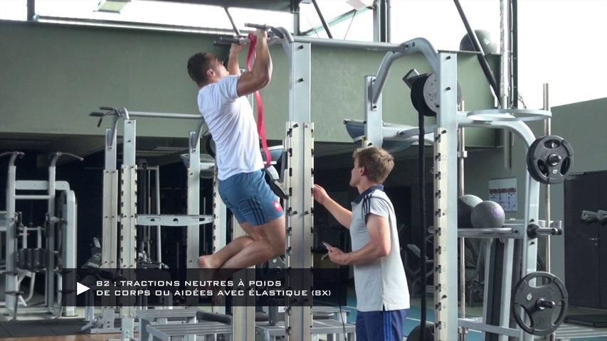 Circuit musculaire N°2 - Bloc B
