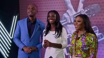 "Torisheju Ogbe sings ""Wake me up"" - Blind Auditions - The Voice Nigeria Season 2"