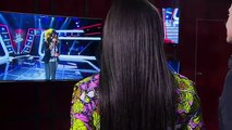 "Tama Nisa sings ""From this moment"" - Blind Auditions - The Voice Nigeria Season 2"
