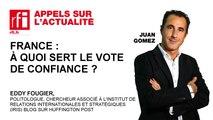 France :  A quoi sert le vote de confiance ?