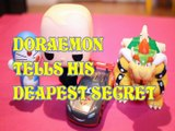 DORAEMON TELLS HIS DEAPEST SECRET BOSS BABY DREAMWORKS MCQUEEN BOWSER SUPER MARIO Toys Kids Video ROBOT CAT JAPAN LIGHTE