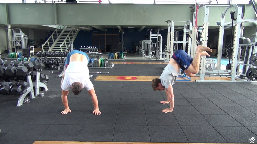 Circuit musculaire N°1 - Bloc A