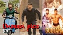 Unseen pics: Salman Khan from 'Sultan'
